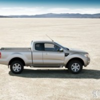 : Ford Ranger new сбоку