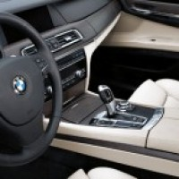 : BMW 7ER ActiveHybrid руль