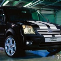 : Ford Transit Connect спереди
