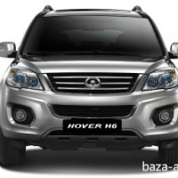 : Great Wall Hover H6 спереди