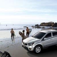 : фото SsangYong Actyon Sports new