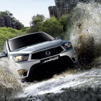 : SsangYong Actyon Sports new