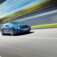 Bentley Continental GT Speed: